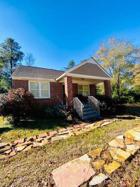 216 Euclid Avenue, NORTH AUGUSTA, SC 29841 (MLS #114773) :: Tonda Booker Real Estate Sales