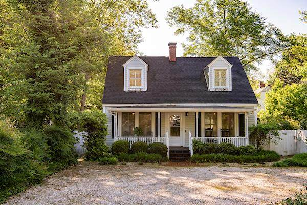 348 Marion Street Se, AIKEN, SC 29801 (MLS #114789) :: Tonda Booker Real Estate Sales
