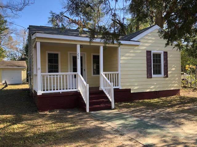 254 Locke Lane, AIKEN, SC 29801 (MLS #114966) :: Tonda Booker Real Estate Sales