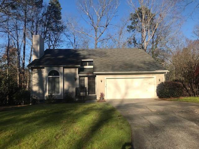 844 Hickory Ridge Road, AIKEN, SC 29803 (MLS #115006) :: Tonda Booker Real Estate Sales
