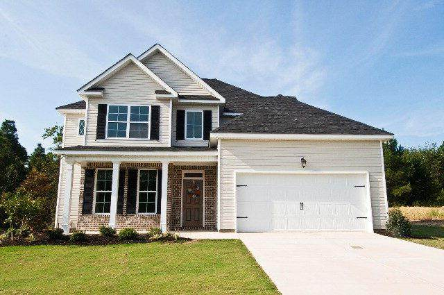 7968 Canary Lake Road, NORTH AUGUSTA, SC 29841 (MLS #115482) :: Fabulous Aiken Homes