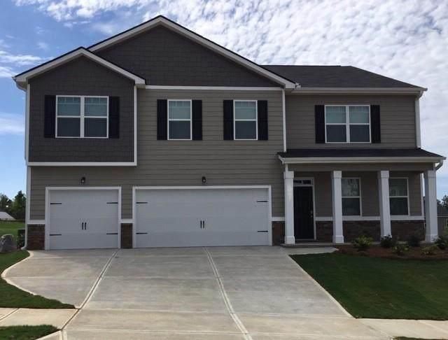 727 Otto Run, NORTH AUGUSTA, SC 29860 (MLS #115504) :: Fabulous Aiken Homes