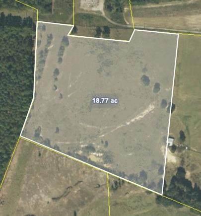 18.75 Acres New Bridge Road, AIKEN, SC 29805 (MLS #116053) :: RE/MAX River Realty