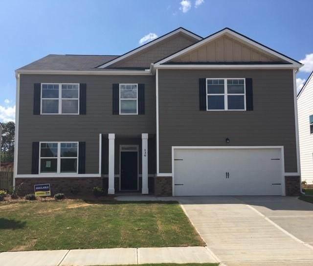 760 Otto Run, NORTH AUGUSTA, SC 29860 (MLS #116128) :: Fabulous Aiken Homes