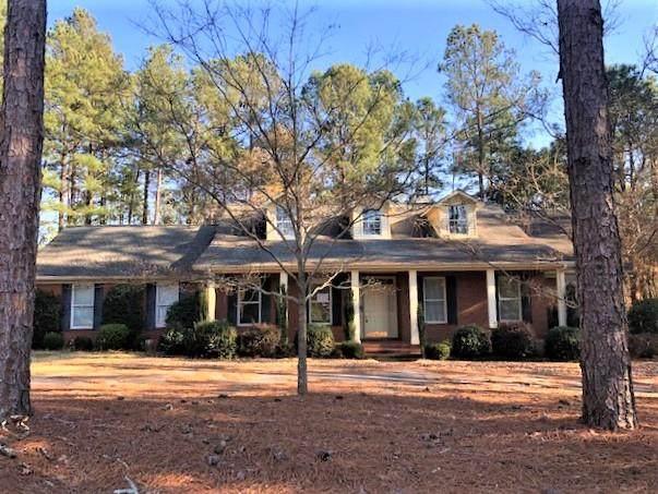 5 Belair Terrace, AIKEN, SC 29801 (MLS #116255) :: Fabulous Aiken Homes