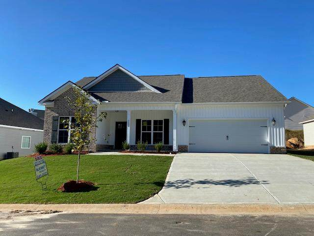 105 Springdale Road, GRANITEVILLE, SC 29829 (MLS #116345) :: Fabulous Aiken Homes