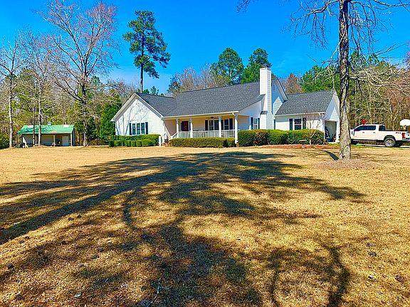 44 Republican Road, EDGEFIELD, SC 29824 (MLS #116622) :: Shannon Rollings Real Estate