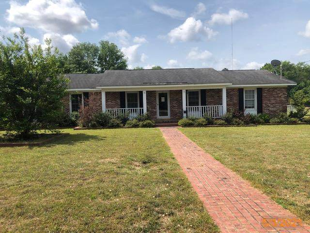84 Furman Drive, BARNWELL, SC 29812 (MLS #116658) :: RE/MAX River Realty