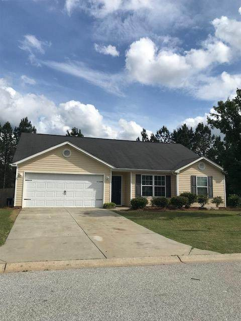 3150 St Charles Avenue, AIKEN, SC 29801 (MLS #116714) :: RE/MAX River Realty