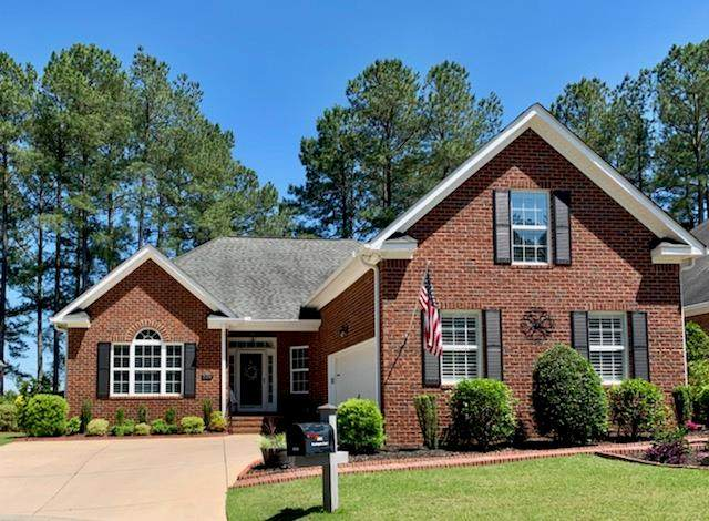 336 Huntington Court, AIKEN, SC 29803 (MLS #116758) :: Shannon Rollings Real Estate