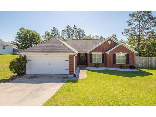 238 Hunters Farm Road, NORTH AUGUSTA, SC 29841 (MLS #116779) :: Shannon Rollings Real Estate