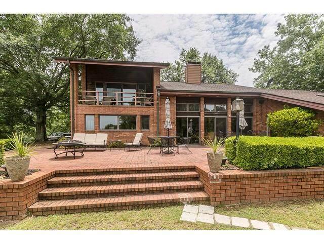 77 Thurmond Road, CLARKS HILL, SC 29821 (MLS #117325) :: Tonda Booker Real Estate Sales