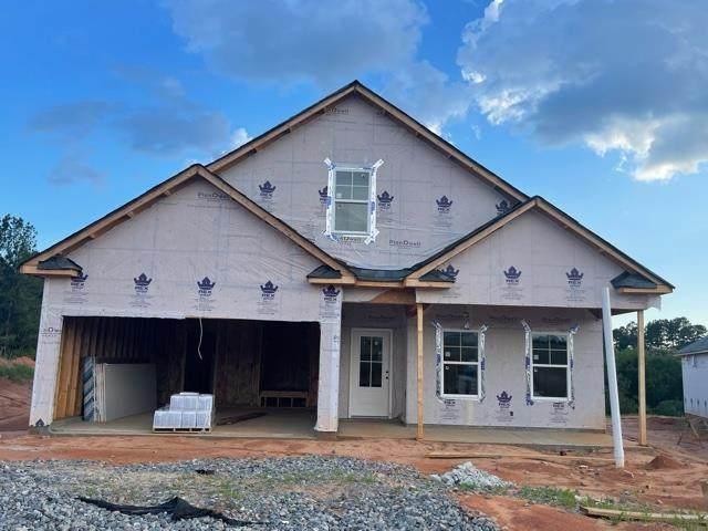 5322 Greyton Circle, NORTH AUGUSTA, SC 29860 (MLS #117352) :: Shannon Rollings Real Estate