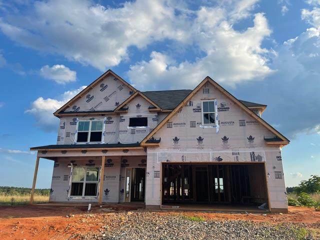 5101 Greyton Circle, NORTH AUGUSTA, SC 29860 (MLS #117359) :: Shannon Rollings Real Estate