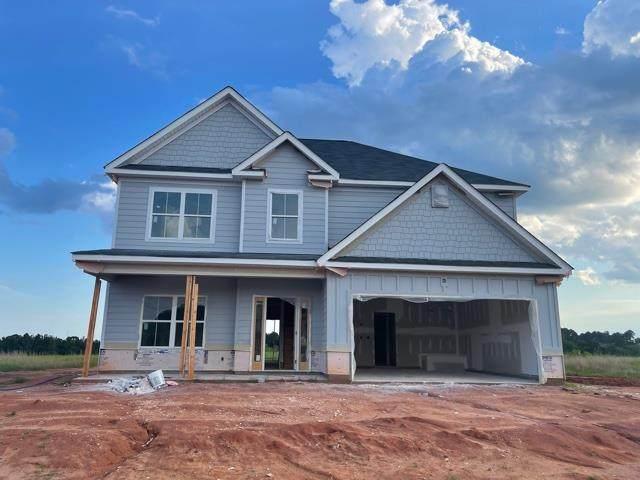 7045 Kingburgh Lane, NORTH AUGUSTA, SC 29860 (MLS #117365) :: Shannon Rollings Real Estate