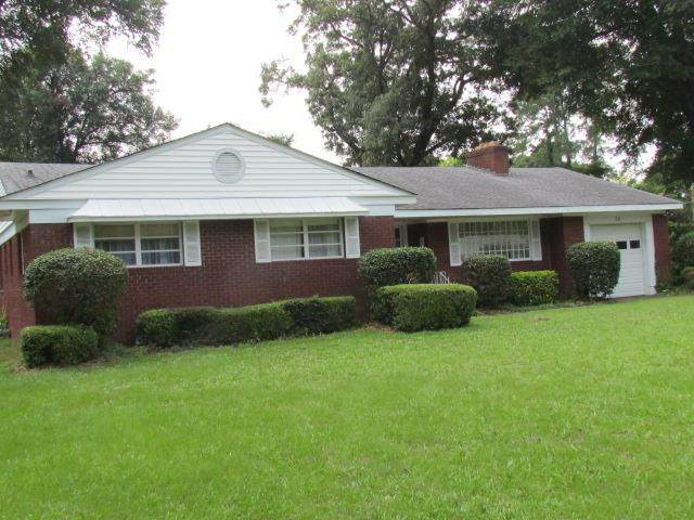 56 Galilee Road, BARNWELL, SC 29812 (MLS #118019) :: RE/MAX River Realty