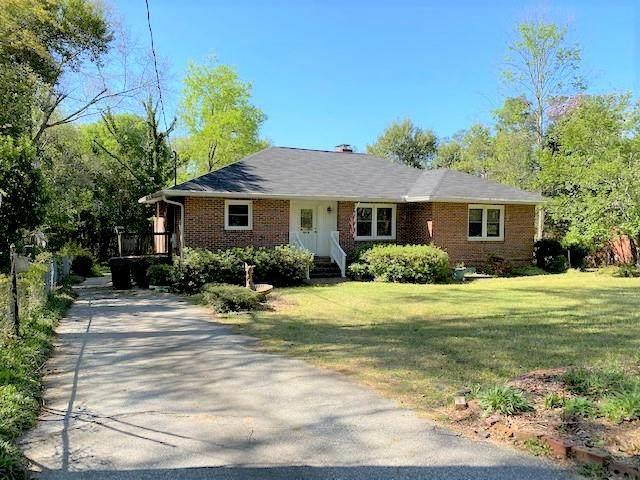 3312 Colonial Drive, AIKEN, SC 29801 (MLS #118034) :: No Place Like Home Georgialina