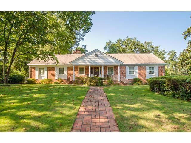 1113 Evans Road, AIKEN, SC 29803 (MLS #118482) :: Shannon Rollings Real Estate