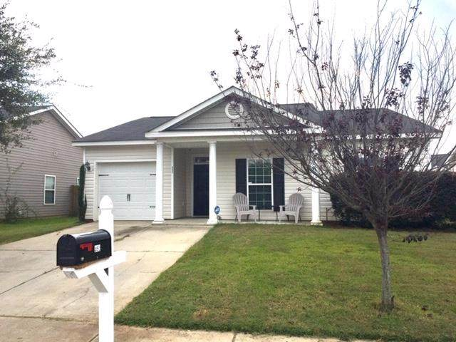592 Wildhaven Drive, AIKEN, SC 29803 (MLS #118785) :: Shannon Rollings Real Estate
