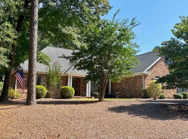 3260 Glenview Drive, AIKEN, SC 29803 (MLS #118793) :: Tonda Booker Real Estate Sales