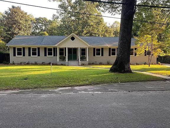 154 Barnard Avenue Se, AIKEN, SC 29801 (MLS #118826) :: Shannon Rollings Real Estate