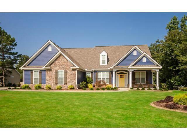 3101 Verbena Drive, AIKEN, SC 29803 (MLS #118957) :: For Sale By Joe   Meybohm Real Estate