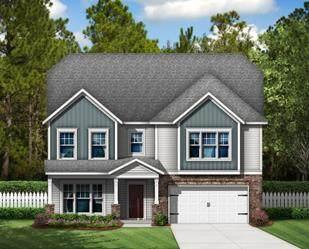 459 Geranium Street, GRANITEVILLE, SC 29829 (MLS #119104) :: Fabulous Aiken Homes