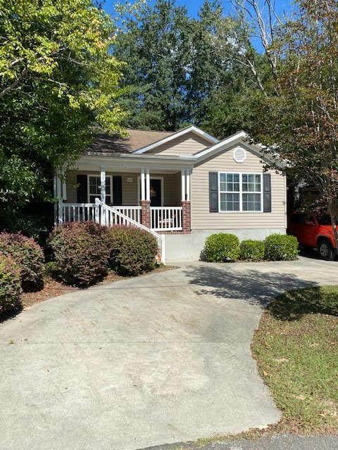 824 Dillon Avenue Nw, AIKEN, SC 29801 (MLS #119225) :: For Sale By Joe | Meybohm Real Estate