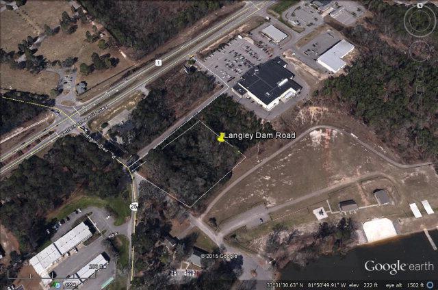 0 Langley Dam Rd, WARRENVILLE, SC 29851 (MLS #88739) :: Shannon Rollings Real Estate