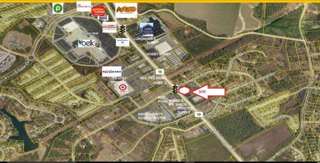 507 Heathwood Drive, AIKEN, SC 29803 (MLS #94178) :: Fabulous Aiken Homes