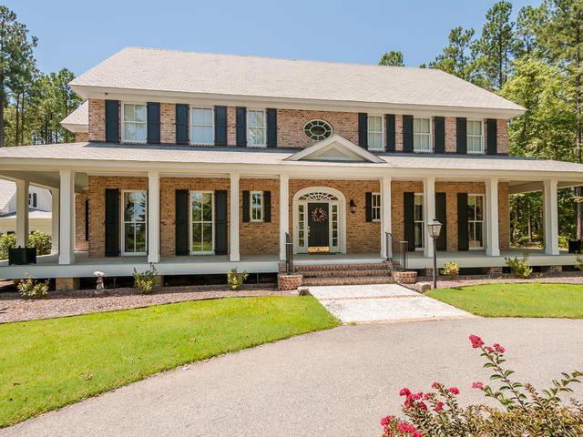 470 Anderson Pond Rd, AIKEN, SC 29803 (MLS #95428) :: Shannon Rollings Real Estate