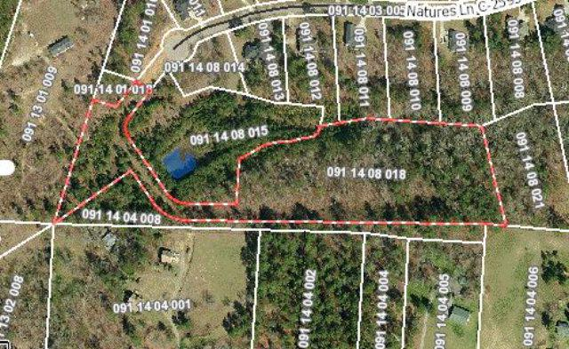 LOT 0 Nature's Lane, AIKEN, SC 29803 (MLS #95690) :: Shannon Rollings Real Estate
