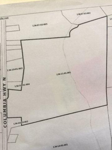 0000 Columbia Hwy, AIKEN, SC 29805 (MLS #95762) :: Fabulous Aiken Homes & Lake Murray Premier Properties