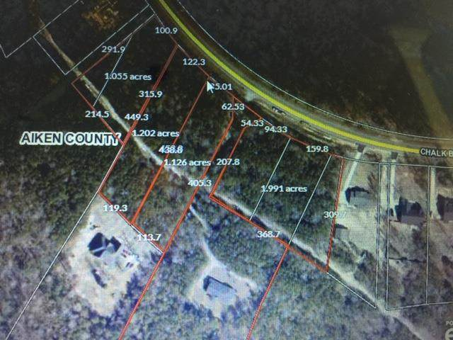 1.5 AC Chalk Bed Road, GRANITEVILLE, SC 29829 (MLS #98296) :: The Starnes Group LLC