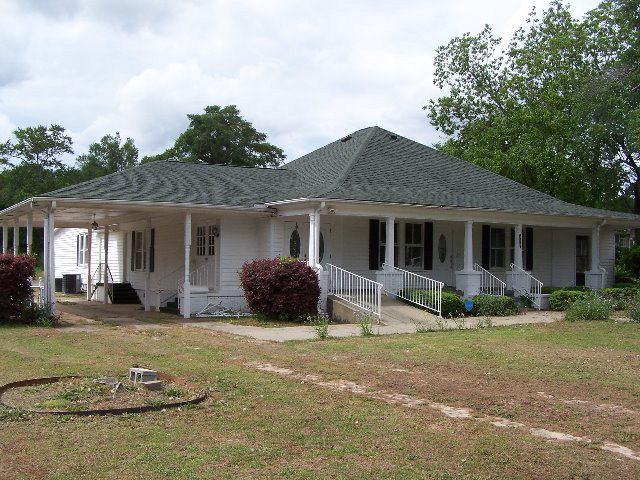 401 East Main Street, RIDGE SPRING, SC 29129 (MLS #98442) :: Shannon Rollings Real Estate