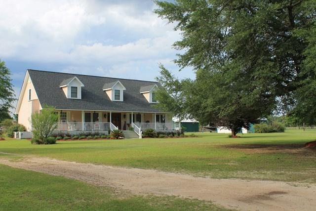 317 R.M. Furtick Road, SPRINGFIELD, SC 29146 (MLS #98715) :: Shannon Rollings Real Estate