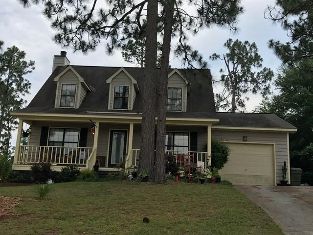 50 Suffolk Drive, AIKEN, SC 29803 (MLS #98903) :: Shannon Rollings Real Estate