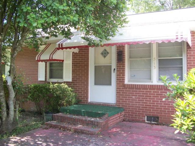 513 Washington Circle, AIKEN, SC 29801 (MLS #98912) :: Shannon Rollings Real Estate