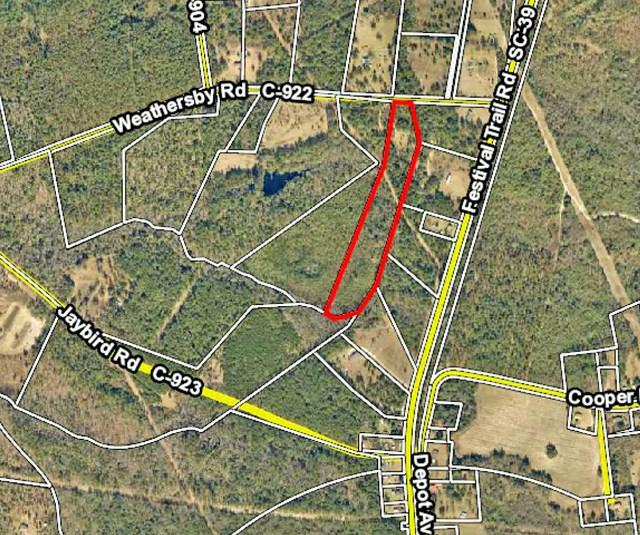 0 Festival Trail Road, SALLEY, SC 29137 (MLS #99154) :: Shannon Rollings Real Estate