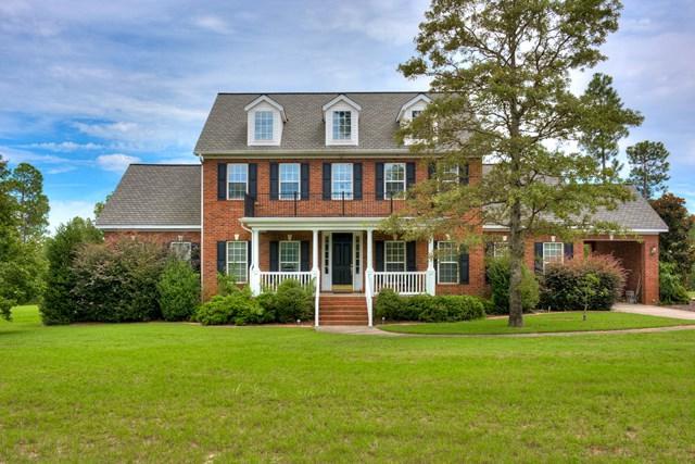 5062 Wateree Place, AIKEN, SC 29803 (MLS #99618) :: Shannon Rollings Real Estate