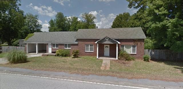105 N Main Street, PLUM BRANCH, SC 29845 (MLS #100461) :: Shannon Rollings Real Estate