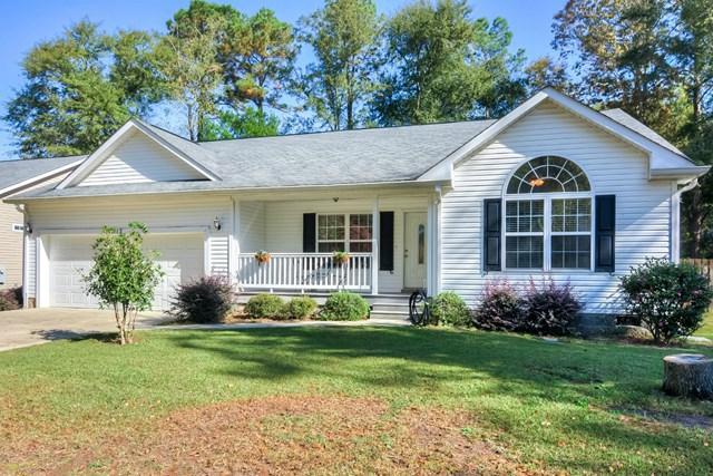 512 Douglas Drive, AIKEN, SC 29803 (MLS #100791) :: Shannon Rollings Real Estate