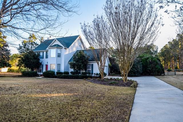 323 Hopeland Farm Drive, AIKEN, SC 29803 (MLS #101010) :: Shannon Rollings Real Estate
