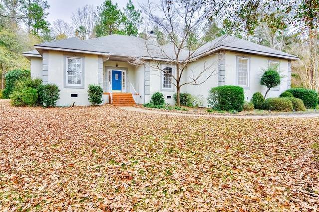 1018 Westcliff Dr, AIKEN, SC 29801 (MLS #101091) :: Shannon Rollings Real Estate