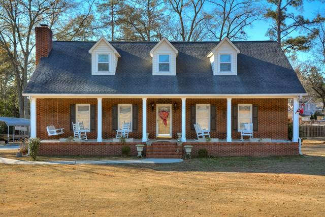 564 Pearson Ave, NORTH AUGUSTA, SC 29841 (MLS #101232) :: Shannon Rollings Real Estate