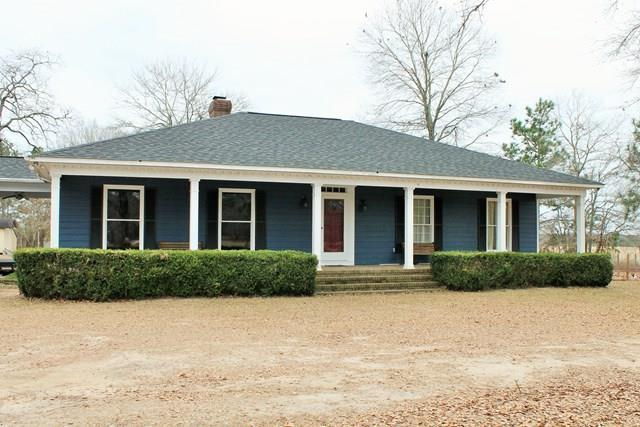 3098 Camp Rawls Rd, WAGENER, SC 29164 (MLS #101277) :: Shannon Rollings Real Estate