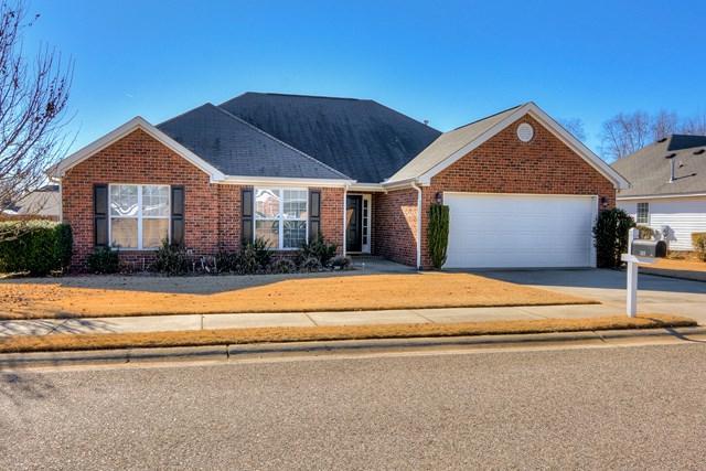 205 Ilex Lane, AIKEN, SC 29803 (MLS #101365) :: Shannon Rollings Real Estate