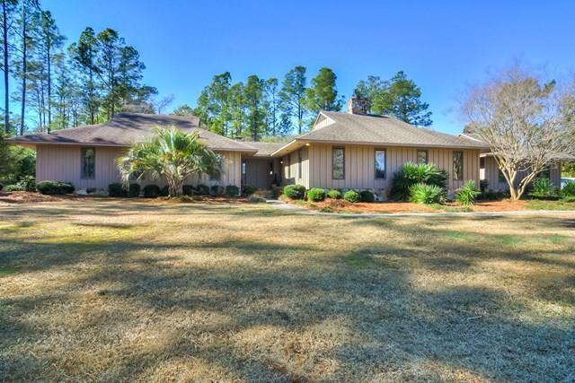 1631 Huntsman Drive, AIKEN, SC 29803 (MLS #101497) :: Shannon Rollings Real Estate