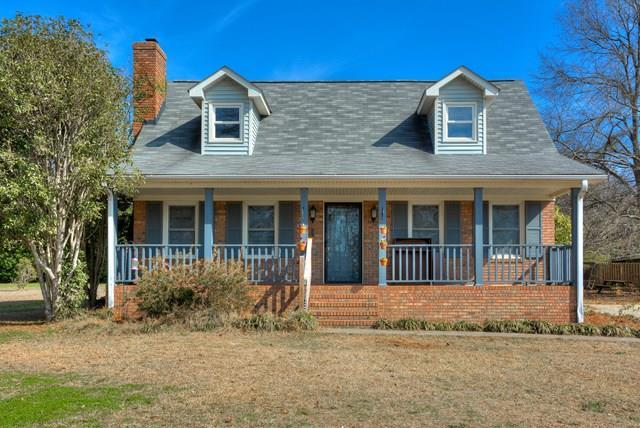 110 N Circle Dr, BEECH ISLAND, SC 29842 (MLS #101518) :: Shannon Rollings Real Estate