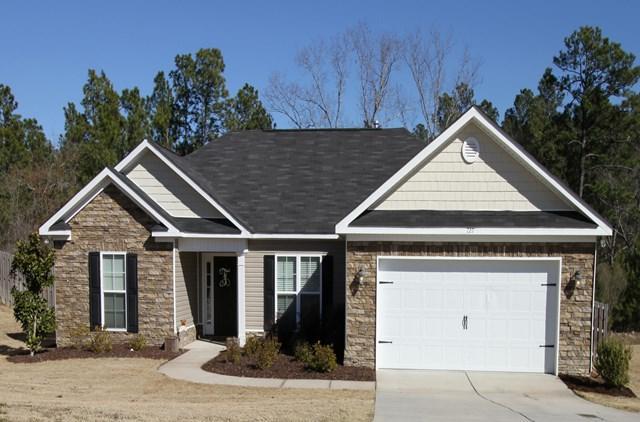 727 Telegraph Drive, AIKEN, SC 29801 (MLS #101523) :: Shannon Rollings Real Estate